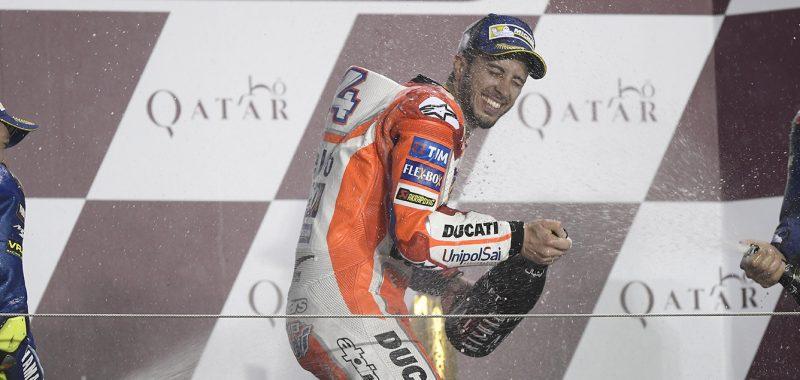 Gran Premio del Qatar - Ducati vicina alla vittoria