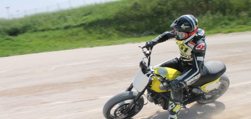 Tornano i Days of Joy @scramblerducati!