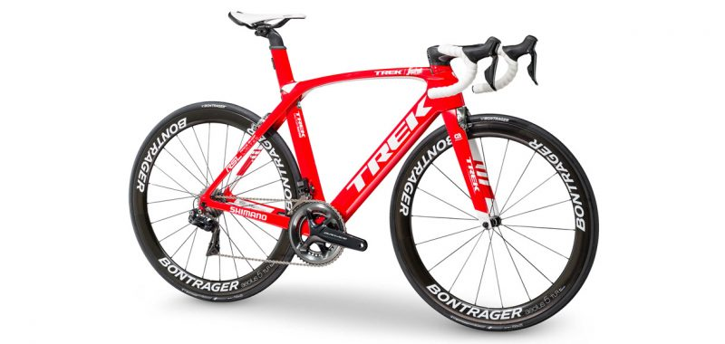 TREK Super Bike a pedali