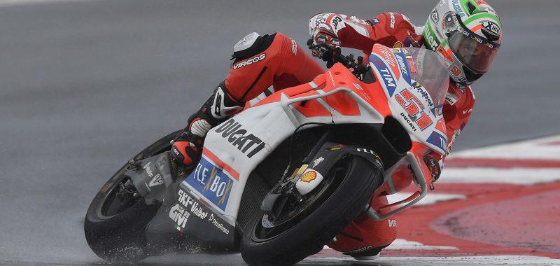 Pirro quinto al Gran Premio di San Marino e della Riviera di Rimini