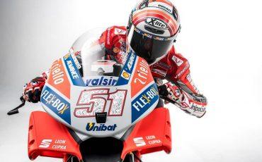Press Kit Michele Pirro - Ducati MotoGP 2018