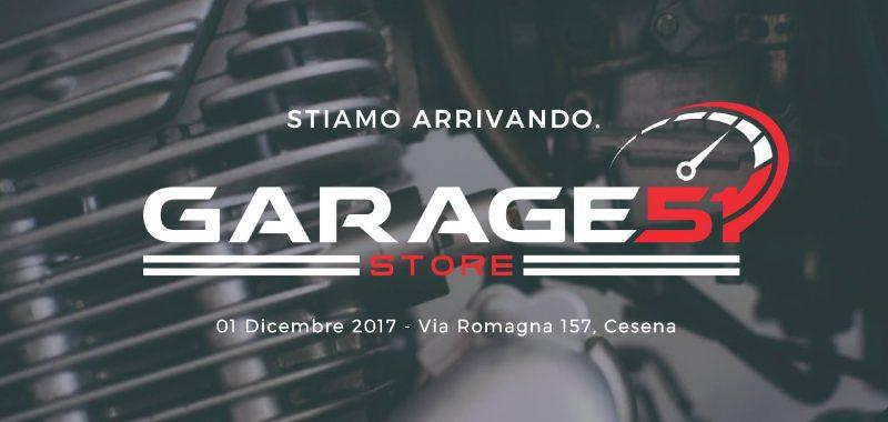 GARAGE 51 Store - Apre a Cesena