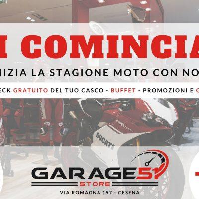 24 MARZO EVENTO AL GARAGE 51 Store