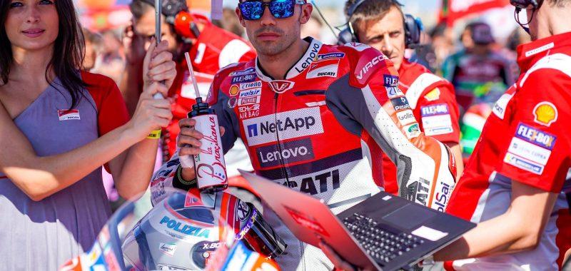 Ducati vince a Misano con Dovizioso, mentre Lorenzo cade e Pirro conquista un punto