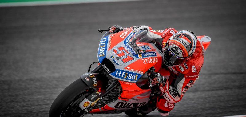 Pirro si aggiunge a Lorenzo e Dovizioso in MotoGP a Misano