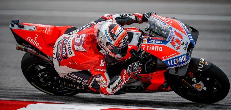 Pirro al posto di Lorenzo nel GP di Malesia