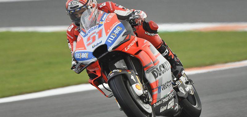 Il GP di Valencia resta magico per Pirro che ottiene il suo miglior risultato assoluto in MotoGP