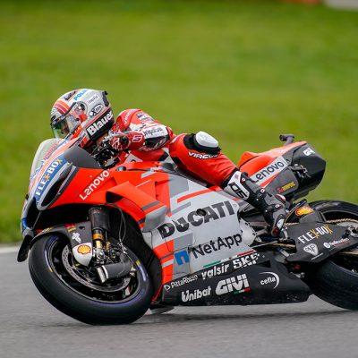 Ducati ottiene il secondo posto nella classifica costruttori