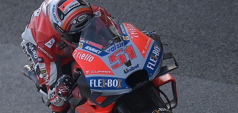 MotoGP a Valencia - Ultimo atto