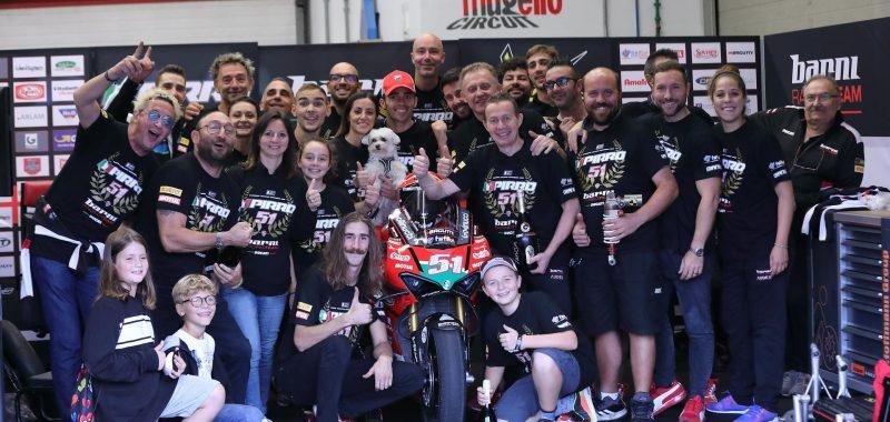 Pirro è ancora campione d'Italia