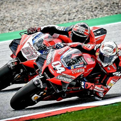 Pirro 12° nel primo GP al Red Bull Ring in Austria