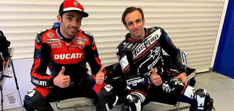 Primo test 2021 a Jerez con la Superbike
