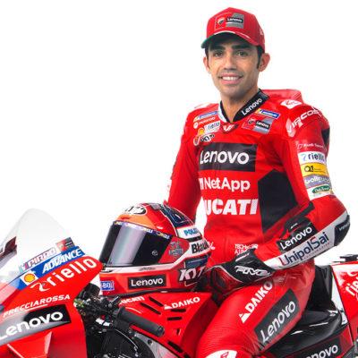 LENOVO VESTE LA DUCATI MotoGP 2021