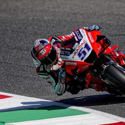 Buone sensazioni per Pirro al GP d'Italia al Mugello