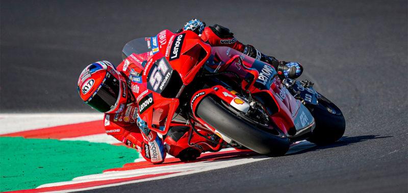 Pirro vicinissimo alla top 10 nel Gran Premio MotoGP a Misano